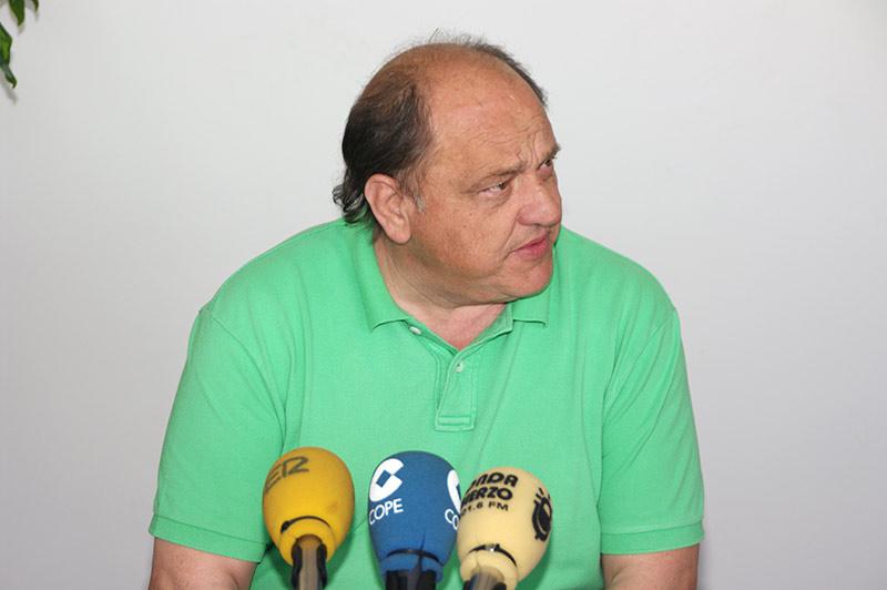 Miguel Ángel Fernández preside la comisión informativa especial sobre la gestión del Mundial de Ciclismo