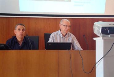 Vicente Fernández y Miguel J. García abordan en una ponencia el entorno social en el que vivió Enrique Gil y Carrasco