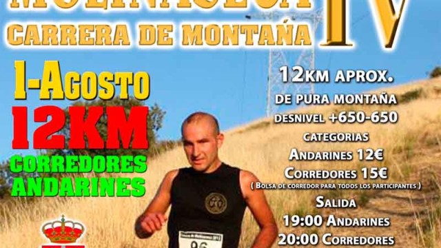 IV Carrera de Montaña en Molinaseca