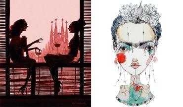 El MARCA presenta el trabajo de dos gigantes de la comunicación artística, Idoia Montero y Jordi Labanda