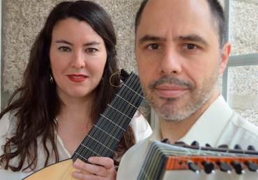 El dúo de láudes renacentistas La Compagna abre Corte de Encina este jueves