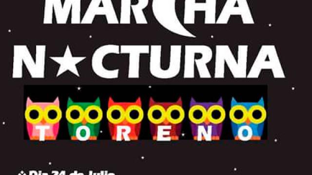 Toreno organiza una marcha popular nocturna de 10 Km