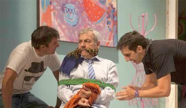 """Carlos Sobera abre la temporada en el Bergidum con """"El ministro"""""""