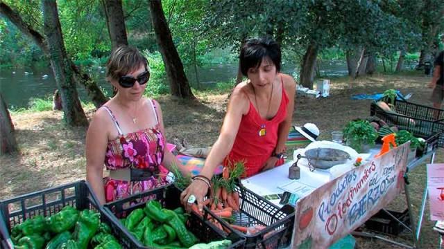 La Olla del Bierzo celebra la Feria Agroecológica en Toreno