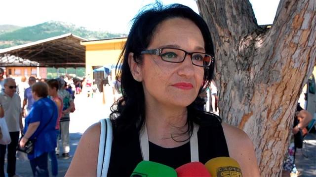 """María Teresa Mata: """"Los presupuestos son realistas, no se puede echar la casa por la ventana"""""""