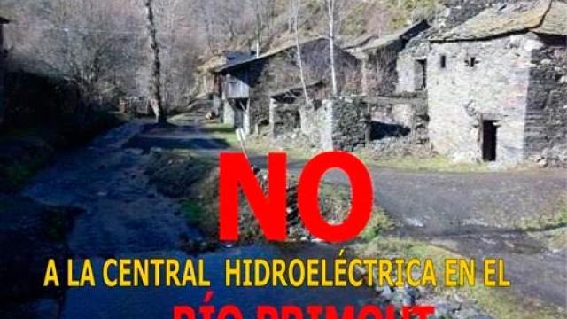 Convocada una manifestación para el 22 de agosto contra la estación hidroeléctrica del río Primout