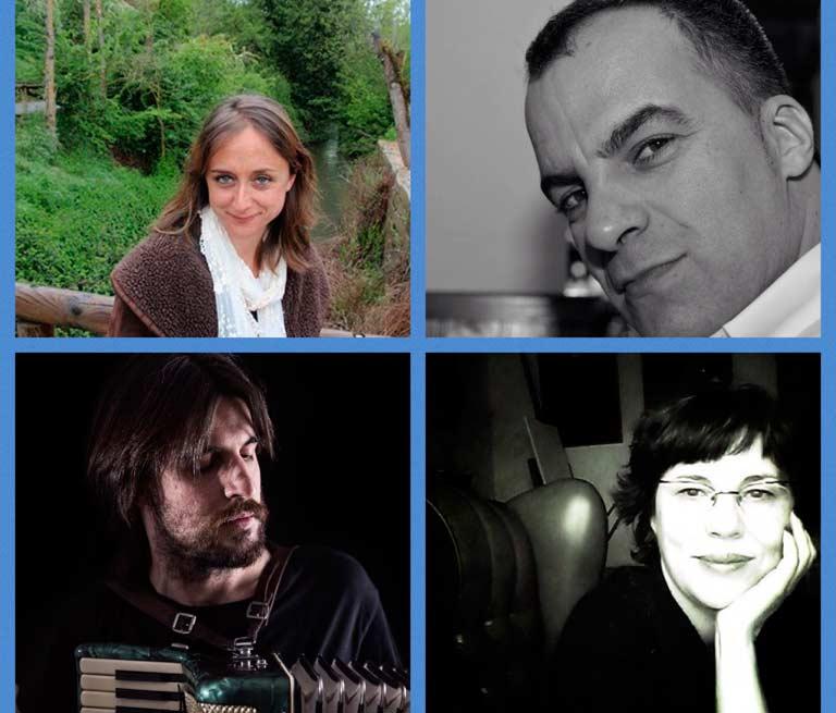 Tarde de sensaciones y experiencias en el MARCA con 6 poetas