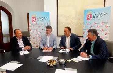 La Diputación dispuesta a firmar un tercer convenio del Banco de Tierras con el Consejo Comarcal
