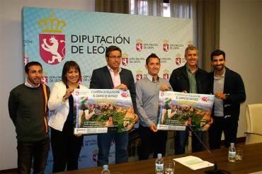 La VI  Carrera de Relevos Camino de Santiago se celebrará en Las Médulas