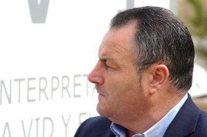 Eduardo Morán, alcalde de Camponaraya. Foto: Raúl C.