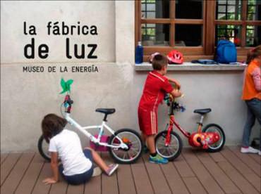 """Taller en el Museo de la Energía: """"La física de la bicicleta"""""""