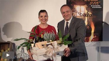 Soraya Mayo apela, en las Jornadas Gastronómicas del Bierzo, a la unidad entre sectores y administraciones para salir de la crisis
