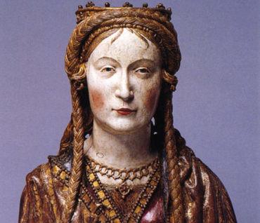 UPL de Villafranca quiere recuperar los bustos relicarios de la Colegiata del siglo XVI