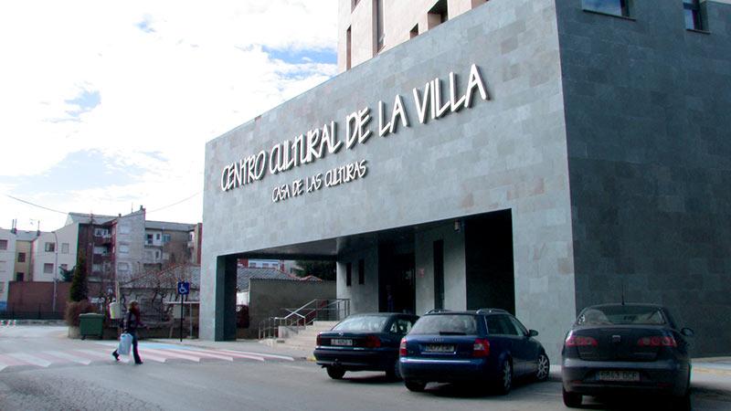 Casa de las Culturas en Bembibre. Foto: Raúl C.