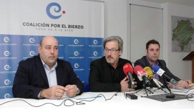 CB defiende la conexión del AVE de Lugo con León a través del Bierzo