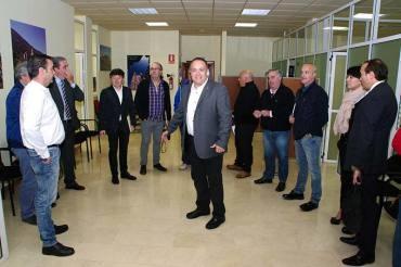 El Consejo Comarcal, grupos políticos y sindicatos reivindicarán a Fomento y Renfe la restitución del Intercity
