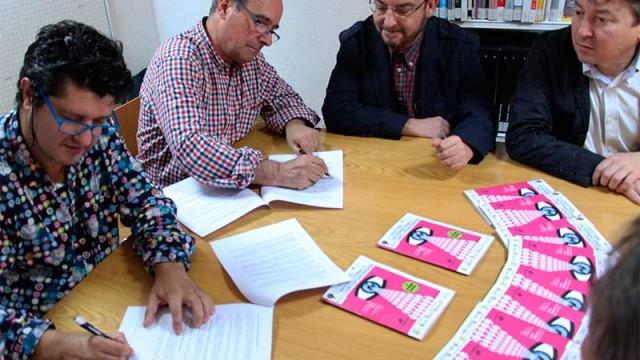 La Fundación Cultural del Colegio de Arquitectos de León patrocinará la sección Cine y Arquitectura del Festival de Cine de Ponferrada