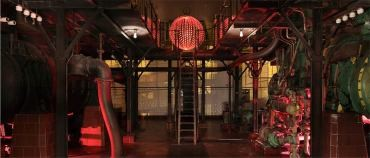 El Museo de la Energía organiza una jornada de Lightpainting