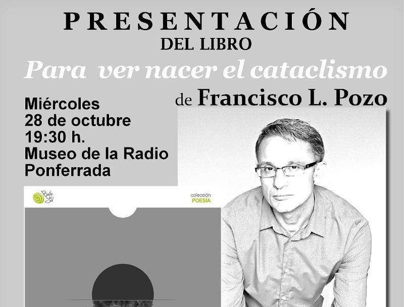 """Francisco López Pozo presenta en el Museo de la Radio """"Para ver nacer el catolicismo"""""""