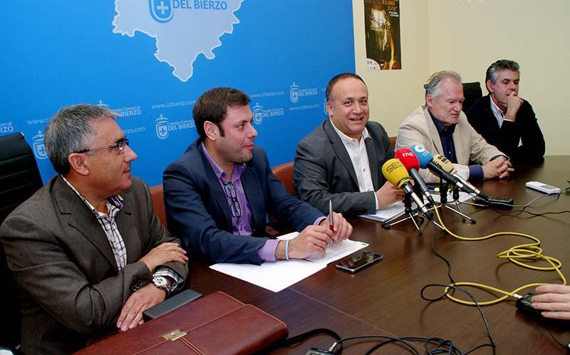 Presentación del II Congreso Territorial del Noroeste Ibérico. Foto: Raúl C.