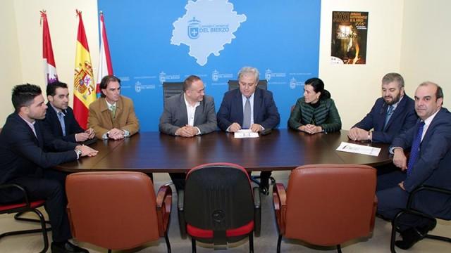El Consejo Comarcal impulsa la creación de la Oficina de Promoción Industrial para el Bierzo