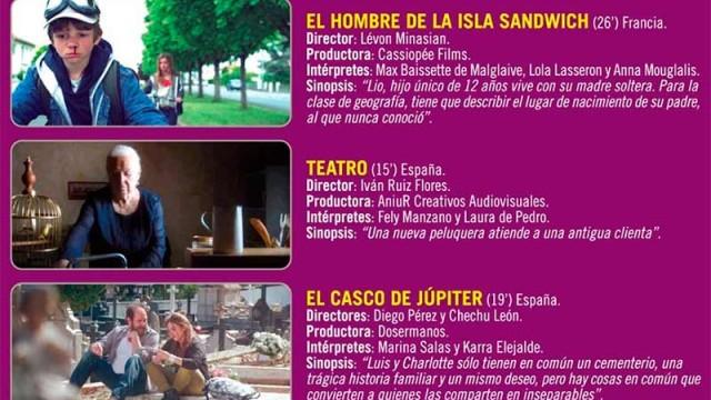 """""""Sentimiento y emoción"""" primer ciclo temático del XIII Festival Internacional de Cine de Ponferrada"""