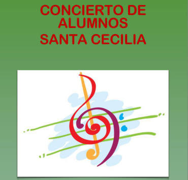 El Conservatorio Cristóbal Halffter celebra la festividad de Santa Cecilia con un concierto