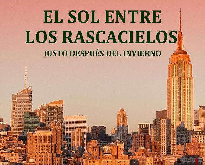 """El cineasta y escritor Epigenio Rodríguez presenta """"El sol entre los rascacielos"""""""