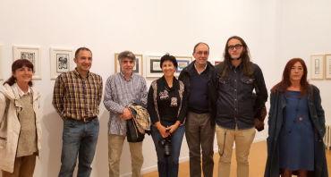 Creadores bercianos exponen sus trabajos en el Ateneo Cultural de la ULE
