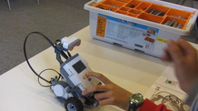 Semana de la Ciencia y un taller de LEGO-Robotix en la Fábrica de Luz