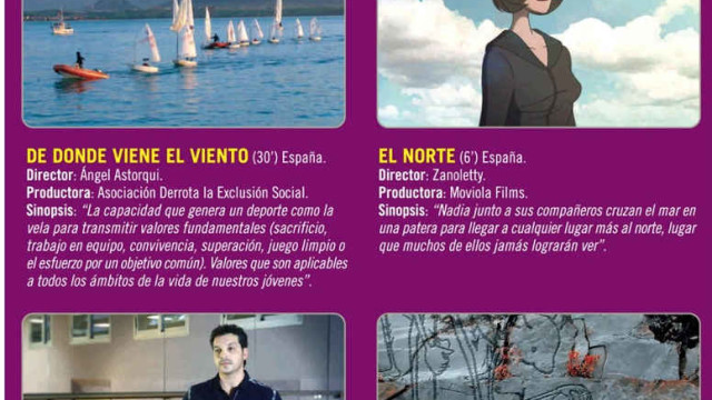 """""""Ver para educar"""", ciclo de cine para alumnos de Secundaria en el Centro Cultural Río Selmo"""