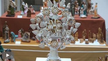 El Museo del Bierzo presenta una muestra del futuro museo de belenes de las Concepcionistas