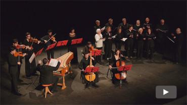Concierto de Navidad del Ensemble Barroco acompañado del coro Madrigalistas de San Sadurniño
