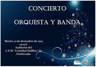 Dos conciertos de Navidad en el Conservatorio de Música Cristóbal Halffter