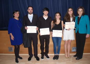 Cuatro estudiantes bercianos premio a la Excelencia Musical de Castilla y León