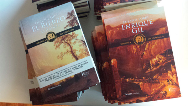 Una antología berciana y un volumen de ensayos culminan la Biblioteca Gil y Carrasco