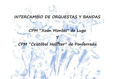 Concierto de las agrupaciones de Banda y Orquesta de los Conservatorios Ponferrada y Lugo