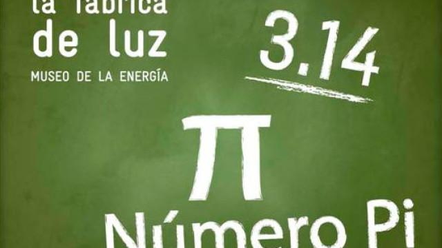 Pi, el infinito, los números que han fascinado a la humanidad en un taller de la Fábrica de Luz