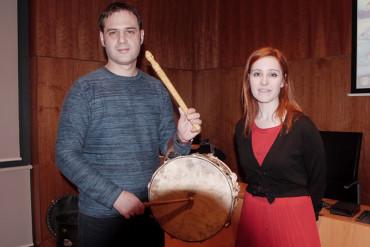 La Chifla y el Tambor son instrumentos del patrimonio inmaterial del Bierzo