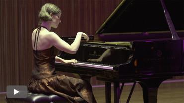 María Männikkö dedica su concierto en el Conservatorio Cristóbal Halffter a Albéniz, Sibelius y Granados
