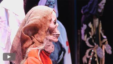 El Señor de Bembibre 2.1, la innovadora adaptación que Fabularia Teatro hace de la obra de Gil y Carrasco