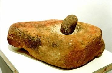 El Museo Alto Bierzo presenta un mortero romano de las minas auríferas de Castropodame