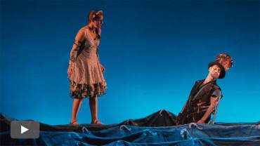 """""""Alberti, un mar de versos"""" es poesía en movimiento"""