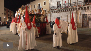 Una berciana es indultada durante el Acto del Perdón Fraterno del Jueves Santo