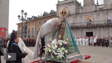 La Resurrección y el Encuentro Pascual cierran el programa de procesiones de Semana Santa