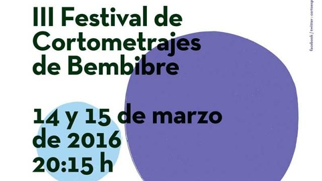 El III Festival de Cortometrajes de Bembibre presenta 16 trabajos a concurso