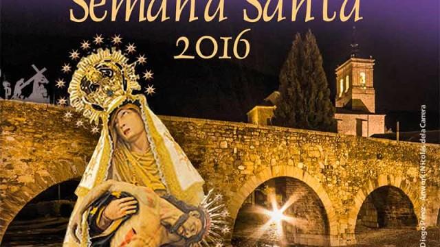 Molinaseca celebra el Viernes Santo con la procesión de la Soledad
