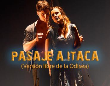 """Eos Teatro presenta en el Benevivere """"Pasaje a Ítaca"""""""