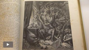 Templum Libri prepara una gran exposición sobre Miguel de Cervantes y el Quijote