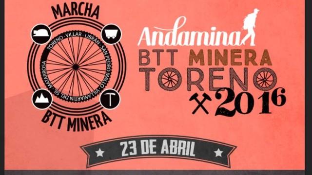 Toreno celebra BTT Minera y la Andamina 2016